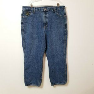 Cinch Mens Jeans 40x30 Measures 40x29 Relaxed